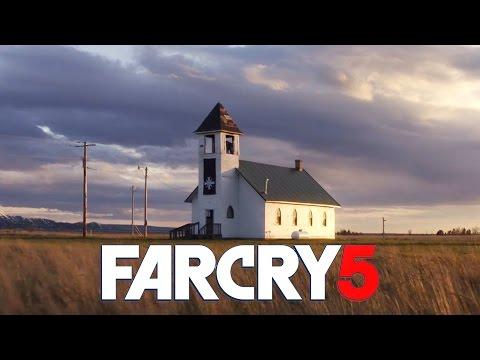 FAR CRY 5 TEASER TRAILER (WILD WEST FAR CRY)