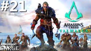 Zagrajmy w Assassin's Creed Valhalla PL odc. 21 - Klasztor na Wyspie Ely