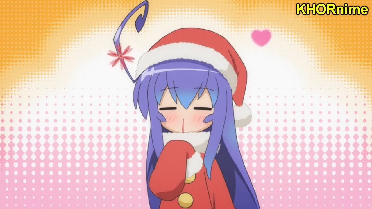 Cutest Santa Girls In Anime Ever 3 Funny Christmas Compilation Youtube