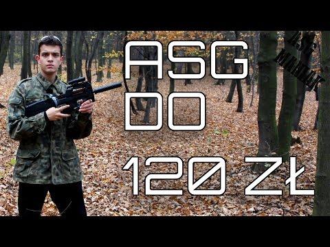 ASG Maniak #53 Najtańszy zestaw do ASG - Airsoft dla początkujących