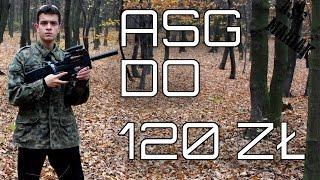 ASG Maniak #62 Najtańszy zestaw do ASG - Airsoft dla początkujących
