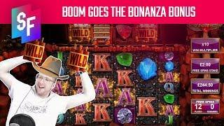 Bonanza Big Win On Live Casino Stream - INSANE BONUS WIN!
