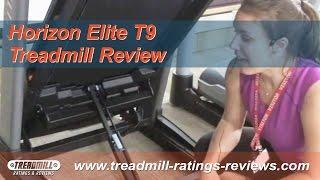 Horizon Elite T9 - Treadmill Review