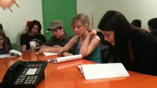 ICarly Table Read: iSpace Out
