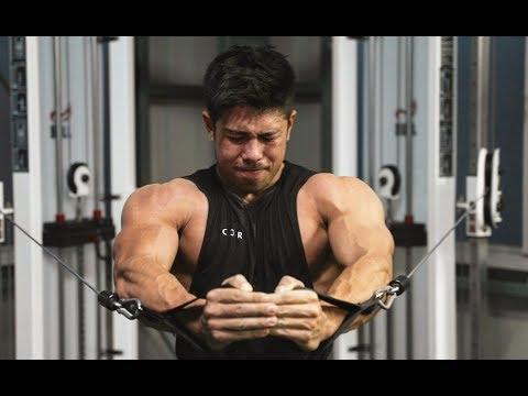 最近の胸トレ!バランスよく厚みのある胸板づくり!