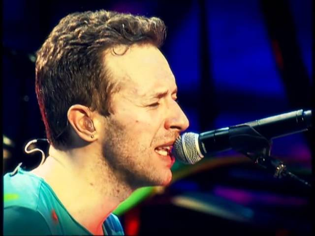 Christmas Lights (Live in Berlin, 21 Dec 2011) — Coldplay