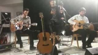 Marcel Adam, Yann Loup Adam und Joscho Stephan - Je t