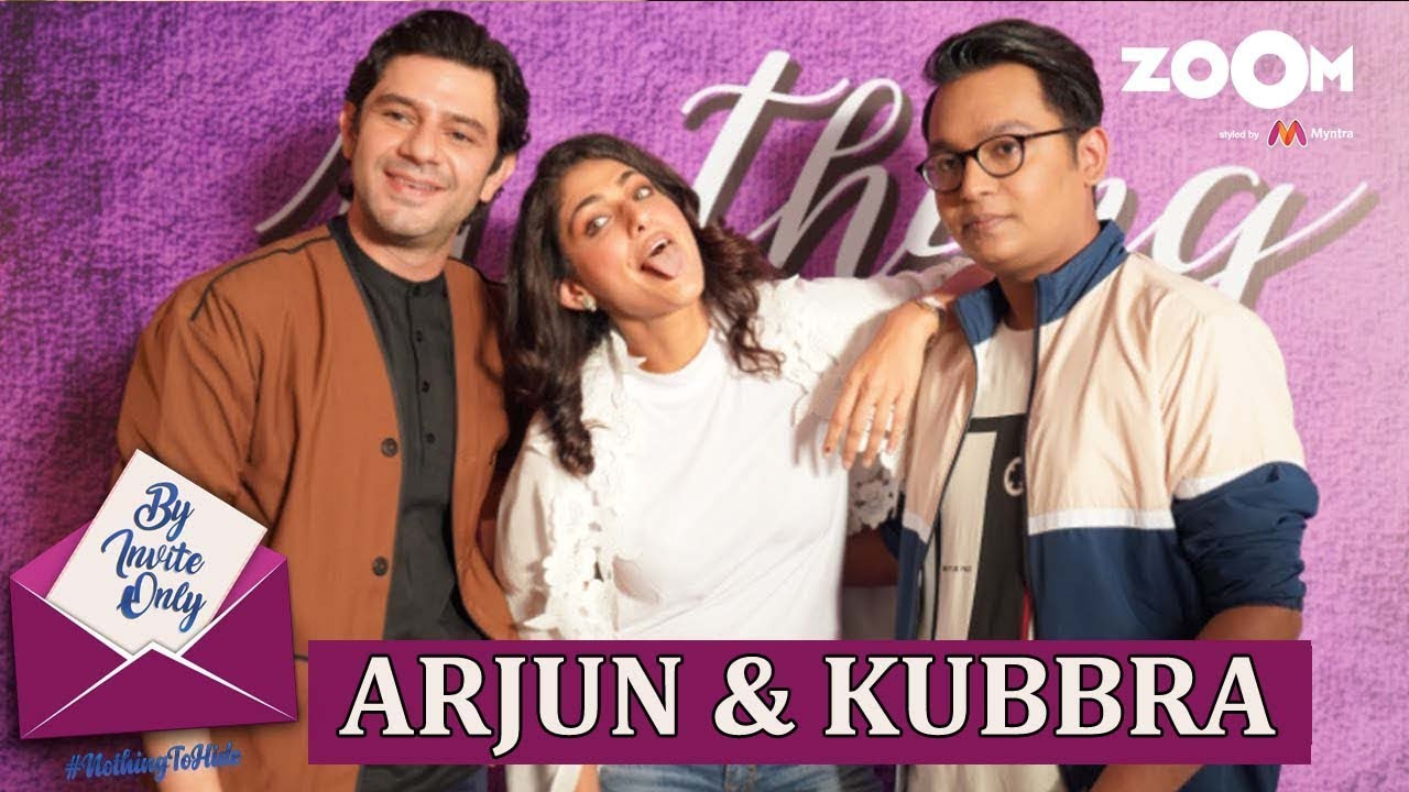 Arjun Mathur & Kubbra Sait | By Invite Only | Episode 11 | Full Episode