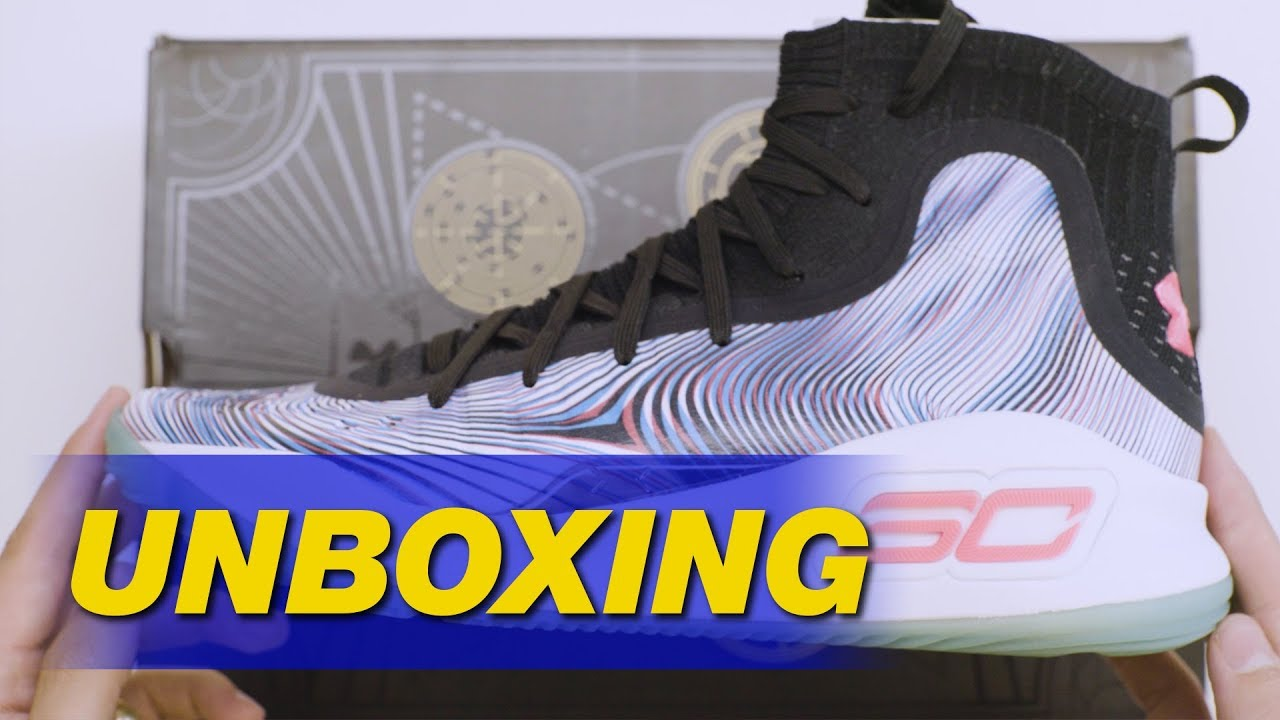 0f712ff885f6 Under Armour Curry 4