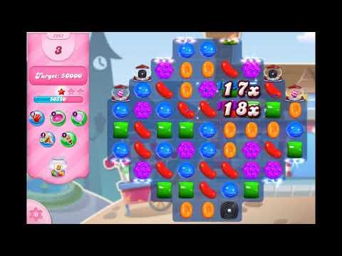Candy Crush Saga - Level 2962 ☆☆☆