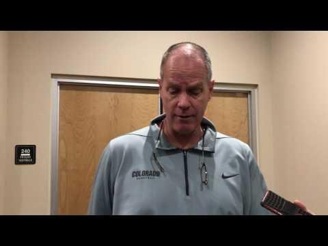 Tad Boyle 1/30 Post Practice Interview