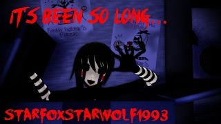 MMD Five Nights At Freddy's It's been so long