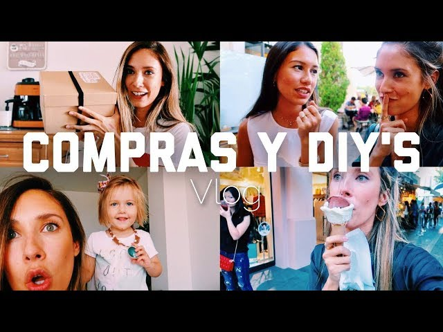 DE INCÓGNITO 😎 + COMPRAS E INTENTO DE DIY 😅 | happysunnyflowers