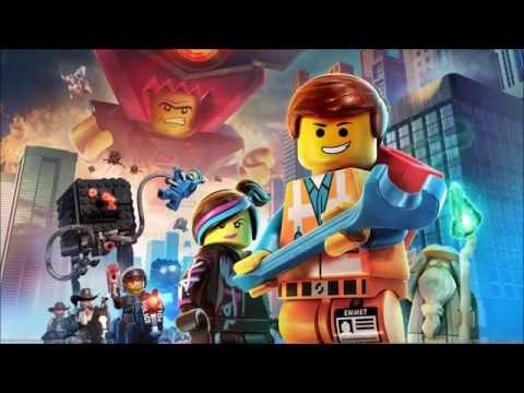 The Lego Movie Videogame Soundtracks - 11 Saloon Honkey Tonk (Piano) Theme