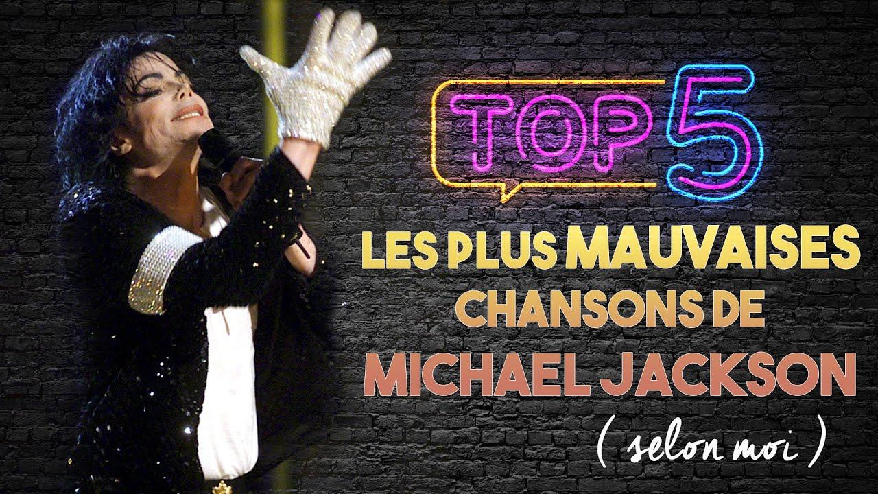 Top Series #5 : Les plus mauvaises chansons de Michael Jackson