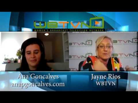 Womens Broadcast Television Network with Ana Goncalves and Jayne Rios