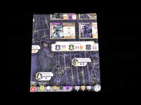 Drive Thru Plays: Lords of Waterdeep iOS Gameplay Walkthrough