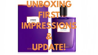 Baixar Ambre by Molinard - Unboxing, First Impressions and Update!