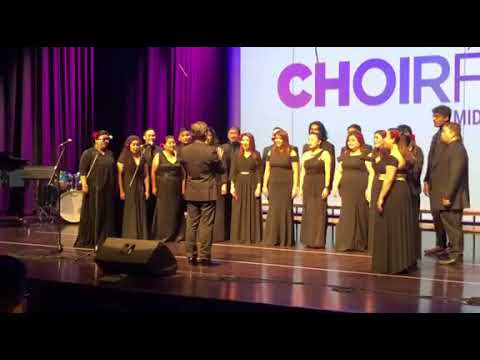 Rosas Pandan - Dubai Camerata Singers Choirfest Middle East 2019