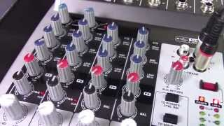 Behringer Xenyx Q802USB Review