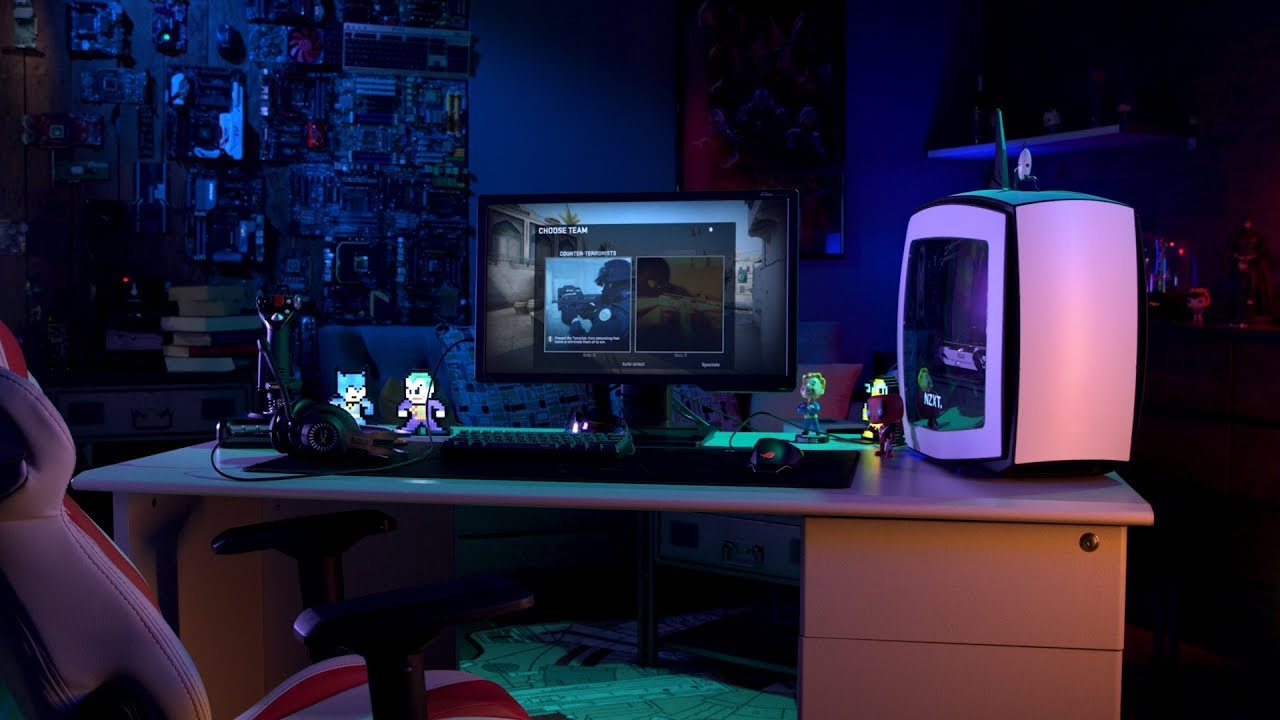 Building A Compact And Powerful Dorm Room Pc Youtube Yet, no matter where you work, it's nice to have your own space to inspire and one way you can induce positivity in your desk setup is to bring personal items to your workplace. building a compact and powerful dorm room pc