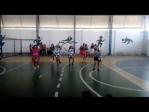 Dançarinas do chacrinha
