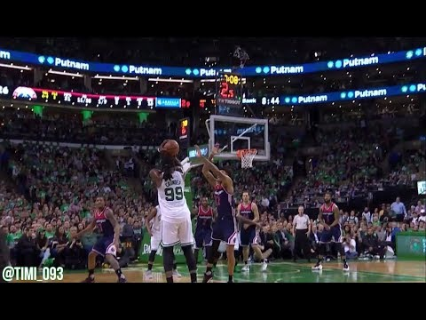 Jae Crowder 2017 NBA Playoffs Highlights