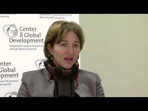 Anne-Marie Slaughter Discusses the Second Quadrennial Diplomacy and Development Review