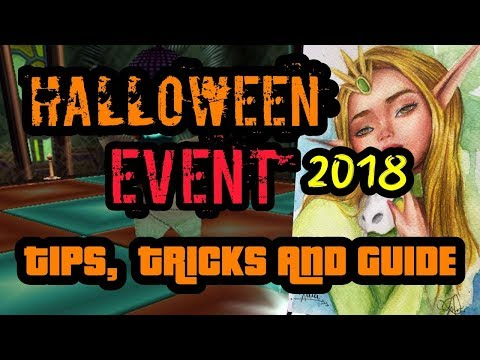 ARCANE LEGENDS: HALLOWEEN EVENT 2018 (TIPS,  TRICKS,  AND GUIDE 😎😚)
