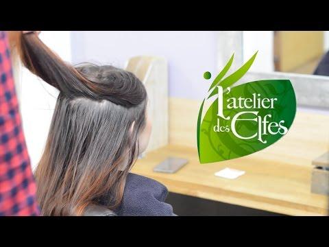 L'ATELIER DES ELFES // Coloration végétale et coiffure au naturel