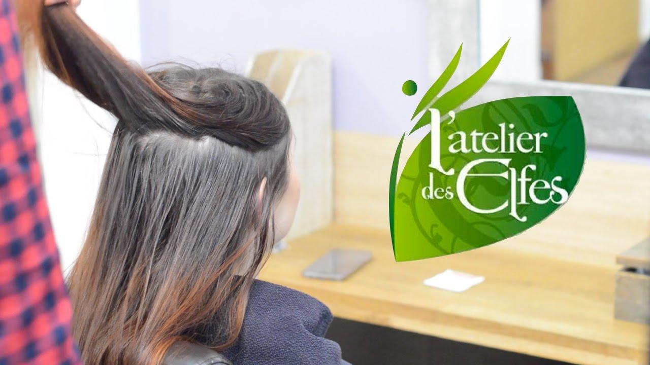 L\'ATELIER DES ELFES // Coloration végétale et coiffure au naturel ...
