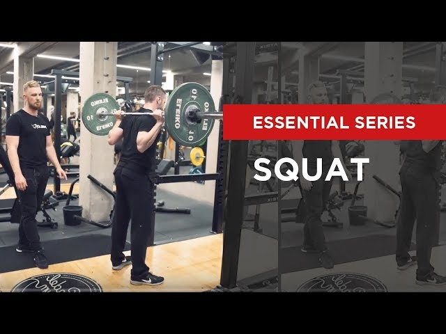 HOW TO: Squat