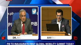 PM to inaugurate India's first 'Global Mobility Summit'