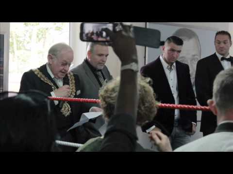 Team Fury Gym Opening Day Footage - Part 2