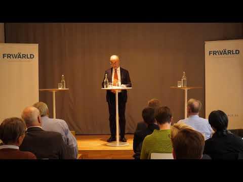 Frédéric Cho om näringslivsperspektivet berörande regeringens nya kinastrategi