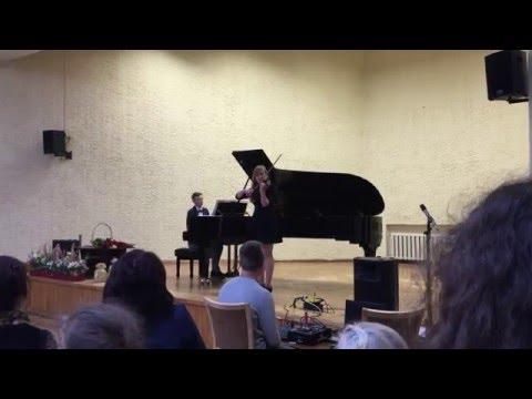 Spring time - Yiruma (Piano and Violin cover)
