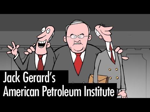Jack Gerard's American Petroleum Institute