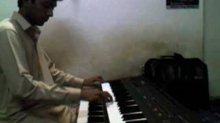 national anthem pakistan on piano(Arsilan)