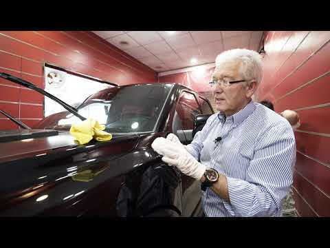 Liquid Glass Training Video: How to coat cars