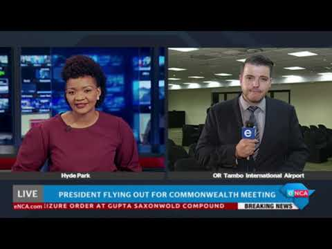 eNCA reporter Nickolaus Bauer unpacks Ramaphosa press briefing