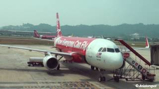 Video [Flight Report & Spotting] AirAsia A320-200 Sharklets(9M-AJO) Penang (PEN)to Langkawi Airport (LGK) download MP3, 3GP, MP4, WEBM, AVI, FLV Juli 2018
