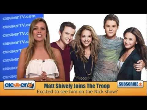 Matt Shively Joins Nickelodeon