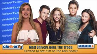 Matt Shively Joins Nickelodeon