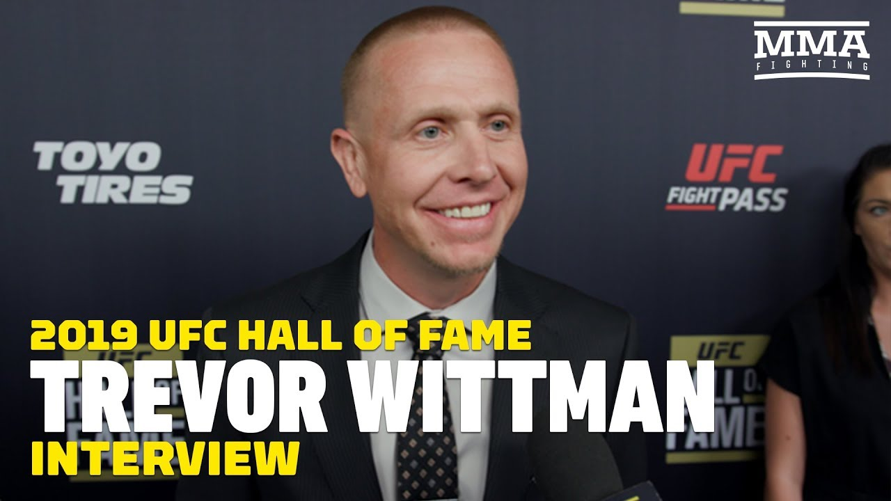 Trevor Wittman Explains Why New Analyst Role On Ufc Broadcasts Has Been Tough Youtube Search results for trevor wittman. trevor wittman explains why new analyst role on ufc broadcasts has been tough