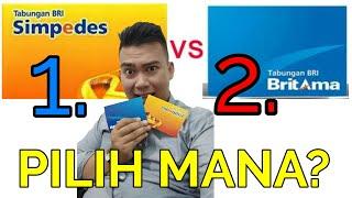 Download PERBEDAAN TABUNGAN SIMPEDES VS BRITAMA VIDEO DENY DENNTA Mp3 and Videos