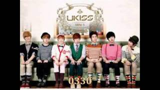 [MP3 DOWNLOAD] U-Kiss- 0330 w/ Romanized & English Lyrics