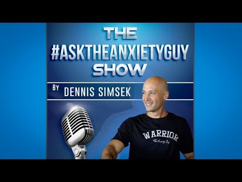 #AskTheAnxietyGuy | Morning Anxiety Solutions & Best CBT Books For Health Anxiety / Podcast #164