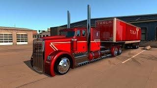 American Truck Simulator The Phantom Tires to MHA Services