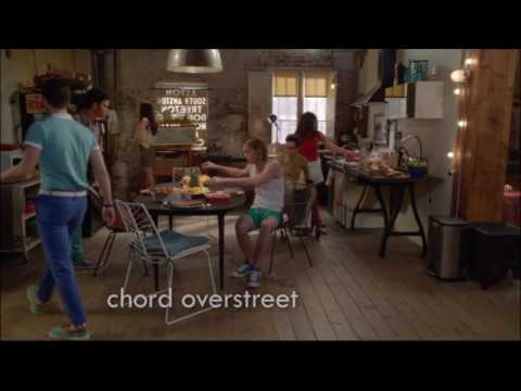 Glee - Tina's dream sequence (C.H.U.M.S.) 5x13
