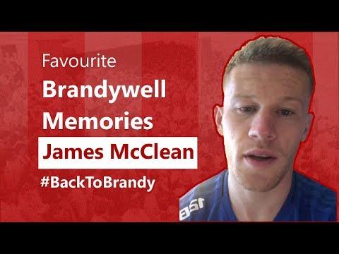 Brandywell Memories - James McClean